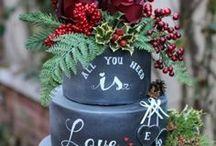 Wedding Cakes pour Halloween / Sélection des Wedding Cakes les plus originaux pour votre mariage à la période d'Halloween. Retrouvez plus d'inspiration mariage sur www.zankyou.fr