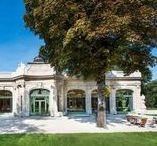 Lieux de réception à Paris / Sélection des plus beaux lieux de réception à Paris pour un mariage inoubliable. Retrouvez plus d'inspiration mariage sur www.zankyou.fr