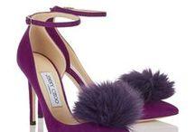 Chaussures de soirée d'hiver / Sélection de chaussures de soirée d´hiver les plus tendances: à talons, à plat, ballerines, derbies... Retrouvez plus d'inspiration mariage sur www.zankyou.fr