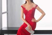 Robes de soirée / Sélection de robes de soirée es plus tendances, de la robe courte à la robe longue. retrouvez plus d'inspiration mariage sur www.zankyou.fr