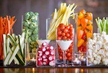 Fruit and Veggies / by BreAna Alexander