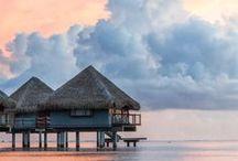 Places I'd Like to Go / Future Travel Destinations