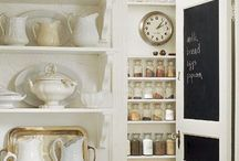 custom pantry ideas  / by Priscilla Paesano