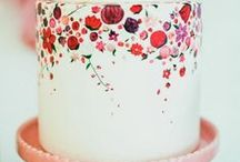Beautiful Cakes, Cupcakes & Cookies / Beautiful cakes and cupcakes -- Ideas for birthdays -- beautiful cakes for all occasions.