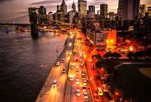 NEW YORK / Vibrant, showy, exciting.... / by Pauline Yvonne West