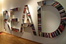 Bibliophile / Loves to read. Library fan. Can imagine life without tv, but not without books.