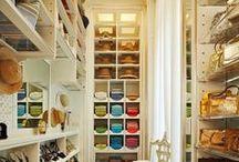 closets / just hanging around / by Erica Birnbaum