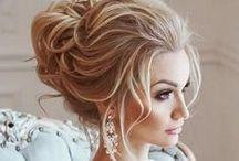 Wedding Hairstyles&Makeup
