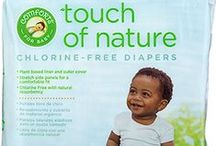 Touch of Nature Diapers / by ComfortsForBaby