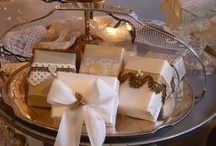 FRENCH SOAPS.... / I love French perfumed soaps,have them in bowls in my bathroom and like to put them in my draws and wardrobes as my mother before me did...like lavender and roses best...PY...