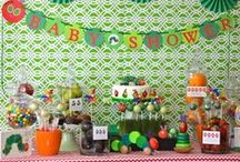 Baby Shower Ideas / by ComfortsForBaby