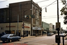 Historical Hammond / Hammond has a thriving downtown with numerous historical buildings and structures. Which ones are your favorites? / by Greater Hammond Chamber of Commerce