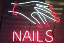 Nails...Patterns & Designs / by Sharon Barton ツ