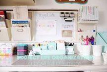 Organising life