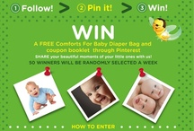 PIN IT To WIN IT / by ComfortsForBaby