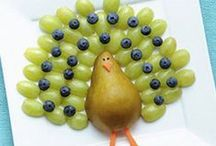 Thanksgiving Decorating Ideas / by ComfortsForBaby