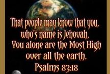JEHOVAH... / My loving God...          Great support from my Sisters & Brothers worldwide...Greetings & agape from England to you all...PY...