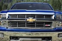 2014 Chevy Silverado / by Crotty Chevrolet Buick