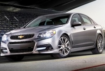 2014 Chevrolet SS / As Chevrolet's first V-8, rear-wheel-drive performance sedan since 1996, the new Chevrolet SS is designed to deliver performance on the street and on the track.  / by Crotty Chevrolet Buick