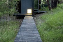 prefab house / by Anne Evers