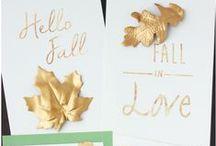 I heart Fall! / Fall food ideas -- Fall food recipes -- dinner -- for party -- Fall nails -- Fall outfits -- Fall fashion -- Fall decor. All things Fall.