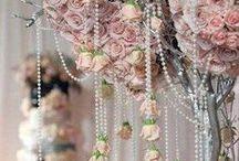 ROSES & PEARLS... / Beautiful combination....