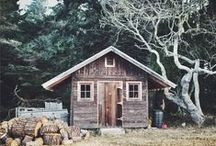 Cabin Living / Cabins