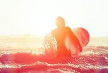 Surf / Surfing / by Mary | The Kitchen Paper