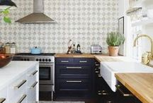 Kitchens / Kitchens in which I'd love to cook!