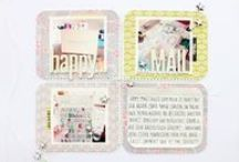 Story Teller Collection / Story Teller Collection, released Winter 2012 by Crate Paper. Tell your story with Story Teller!