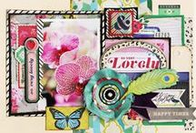 On Trend Collection / On Trend Collection, released Summer 2012 by Crate Paper