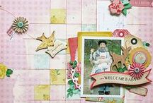 Little Bo Peep Collection / Little Bo Peep Collection, released Spring 2012 by Crate Paper. Perfect inspiration for those precious childhood moments.