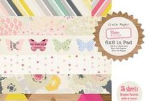 Notes and Things Collection / Notes and Things Collection, released Summer 2014 by American Crafts.