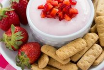 Dip it. / Dips for chips -- dips and appetizers -- dips for parties -- dips recipes -- dip recipes -- fruit dips