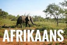 Learn Afrikaans / Resources for learning Afrikaans online for free