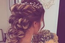 {Bridal Beauty} Bara K. Hair & Makeup Couture / Hair and makeup by www.bridal-beauty.biz