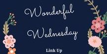 """Wonderful Wednesday Links / Links Shared through the #WonderfulWednesday Link up from your favorite Trim Healthy Mama Bloggers.  This is an """"unofficial"""" link up of recipes following the Trim Healthy Mama Plan"""