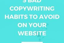Writing Tips & Content Marketing / Writing tips for bloggers. All you need to know about copywriting, creative writing, blogging and more. Learn how to use words in your favor and master content marketing. Blogging tips. Writing copy. Content writing ideas.