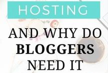 Tech Help For Bloggers / Struggling with the aspects of building and managing a website? Here are my favourite resources and articles that will help you conquer the tech part of blogging and all blogging tips that can make a difference for your online presence.
