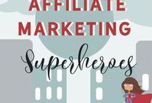 Blogging Superheros / This board is an exclusive feature for the Affiliate Marketing Superheros FB group. To get an invitation you must enroll here first: https://thesheapproach.com/affiliate-marketing-training-bundle/. Pins from all niches & affiliate links accepted. Promote your content here freely. Please repin at least 10 pins from this board a month to help each other out!