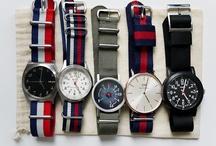 Wristwear. / by Alex Miller