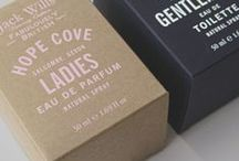 Packaging { Inspiration } / by Emily Tanner Ranneby