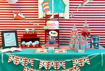 Cat in the Hat Party!