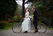 Cycle chic weddings