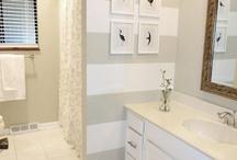 Bathrooms / Bathroom Decor I love