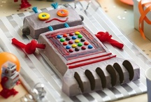 Birthday Party Ideas / by Lisa Rossen