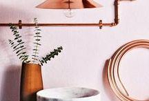 Interiors { Kitchens }