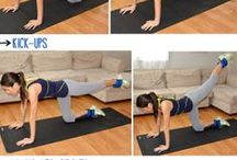 Workouts / by Sara Harthun