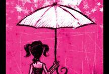 Umbrella, me / by Evelyn Diaz
