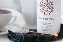 Tree of Tea / Tree of Tea stands for organic premium teas. All our teas come from selected pickings, are hand mixed, and all organic. www.treeoftea.de.